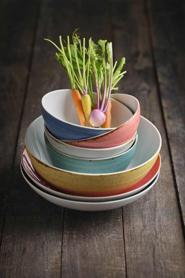 COsta Verde Rustico Line - Bring color to your table