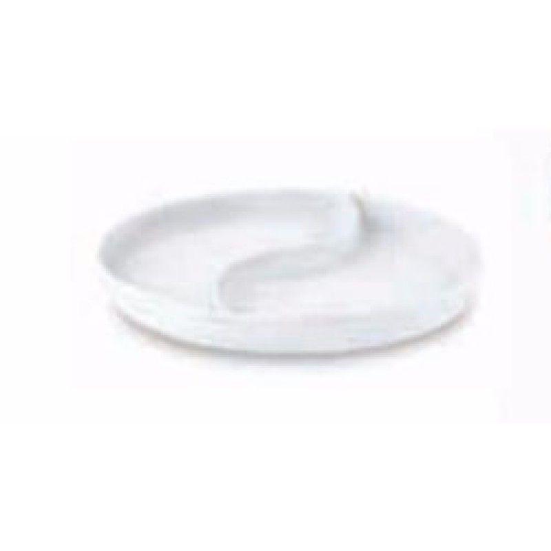 Assadeira Oval 2/Div. 38x26 5014380