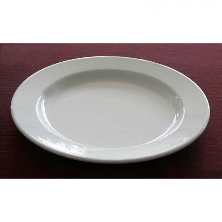 Dish 26CM Catering White