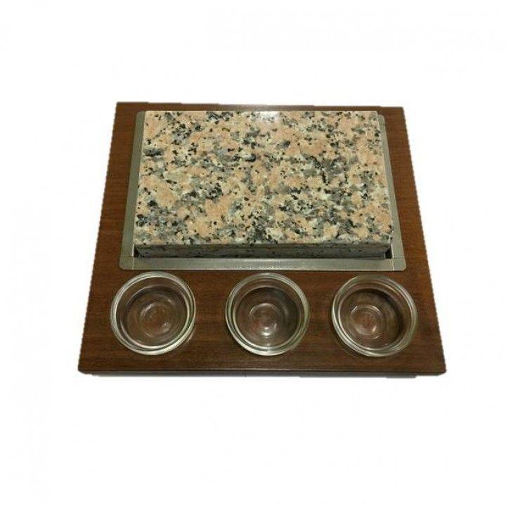 Tabua 30x25 C/Pedra  358009 19x14