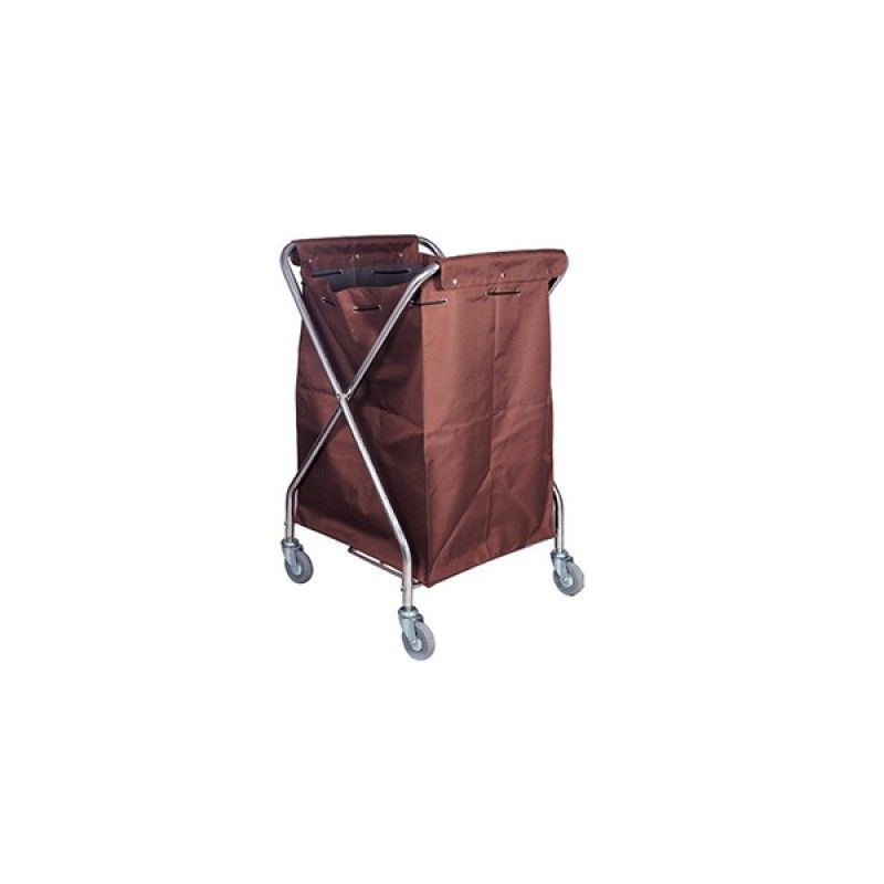 FOLDABLE KAUNDRY TROLLEY