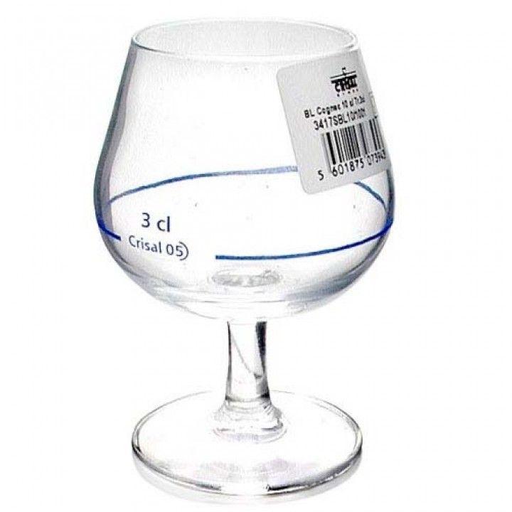 Bal/Cognac 15cl Af.3cl 220254/2685