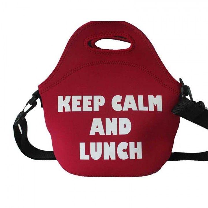 Bolsa Termica Keep Calm Bgib-5073