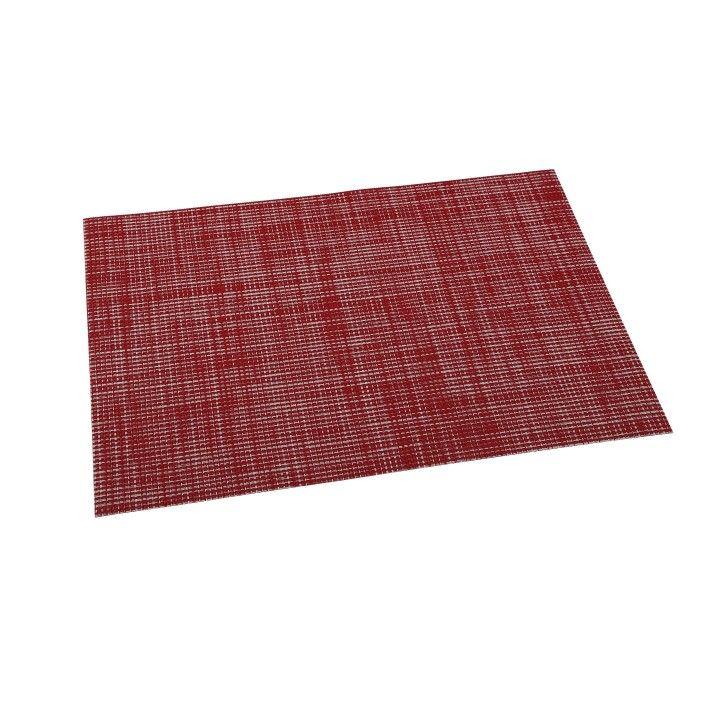Individual 30x45 Rb-9601-Rd Vermelho