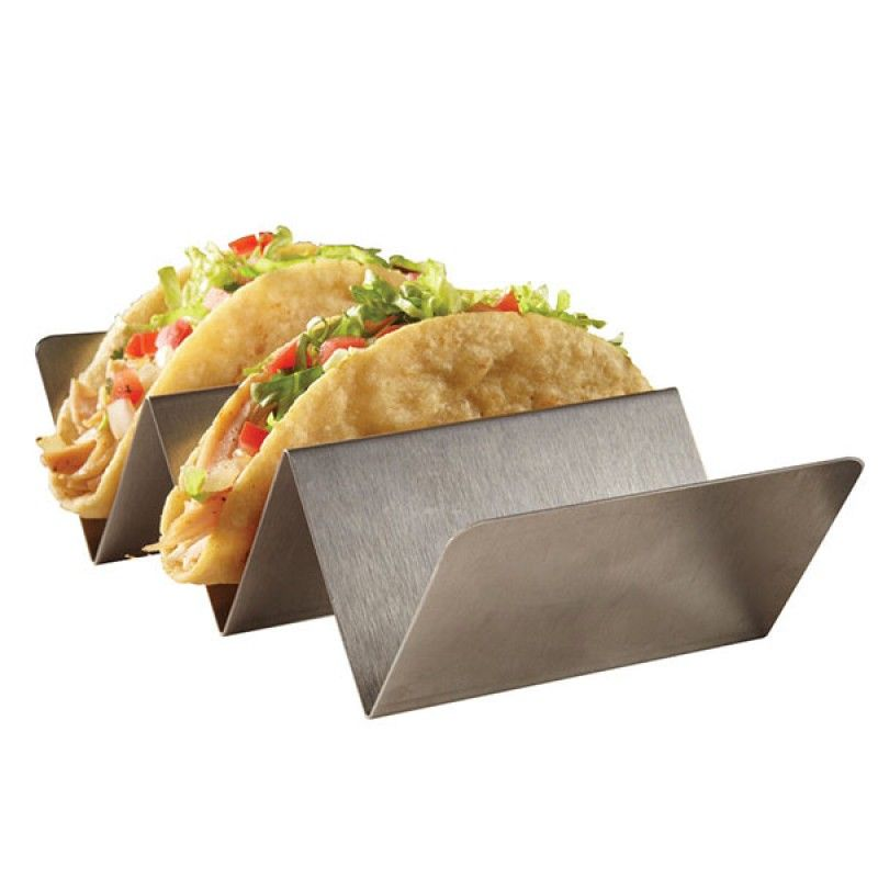 Expositor Sandwiches/tacos 3div 22x10x5cm
