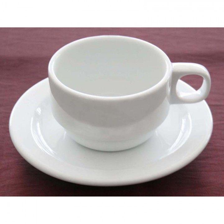 Chavena Almoco N.1 Catering Branco