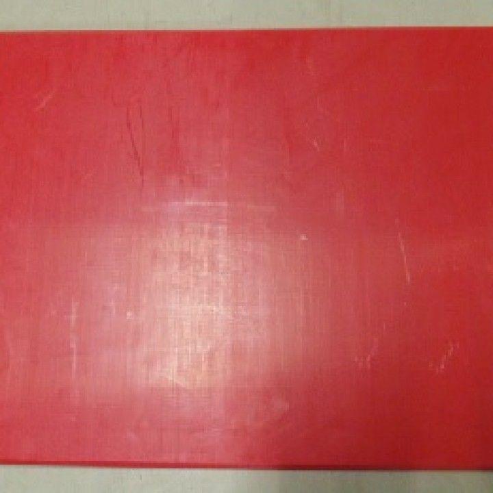 Placa Pe - 500 C/600x400x20 Verde 71039