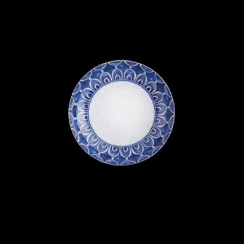 Prato Sobremesa 21cm  Azure Lux