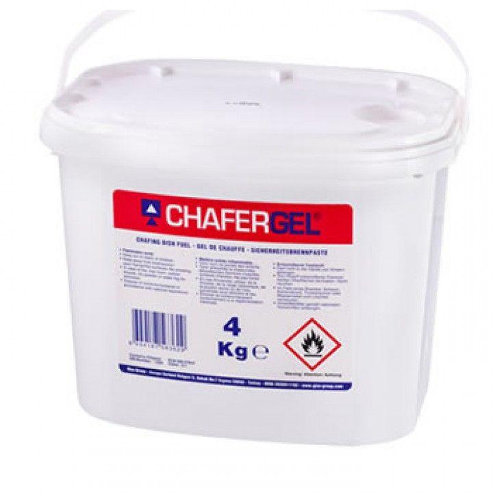 Balde 4kg Ethanol Cgeb4 Chafergel