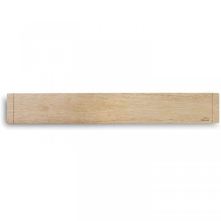 Suporte Magnetico Facas Madeira 36cm 39108