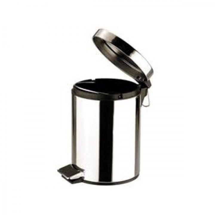 Contentor Lixo 3l Inox 50130