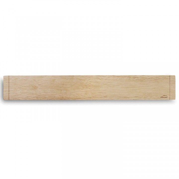 Suporte Magnetico Facas Madeira 45cm 39109