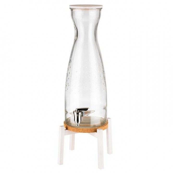 Dispensador Bebidas C/Bade Mad. 4.5l Fresh White 10420