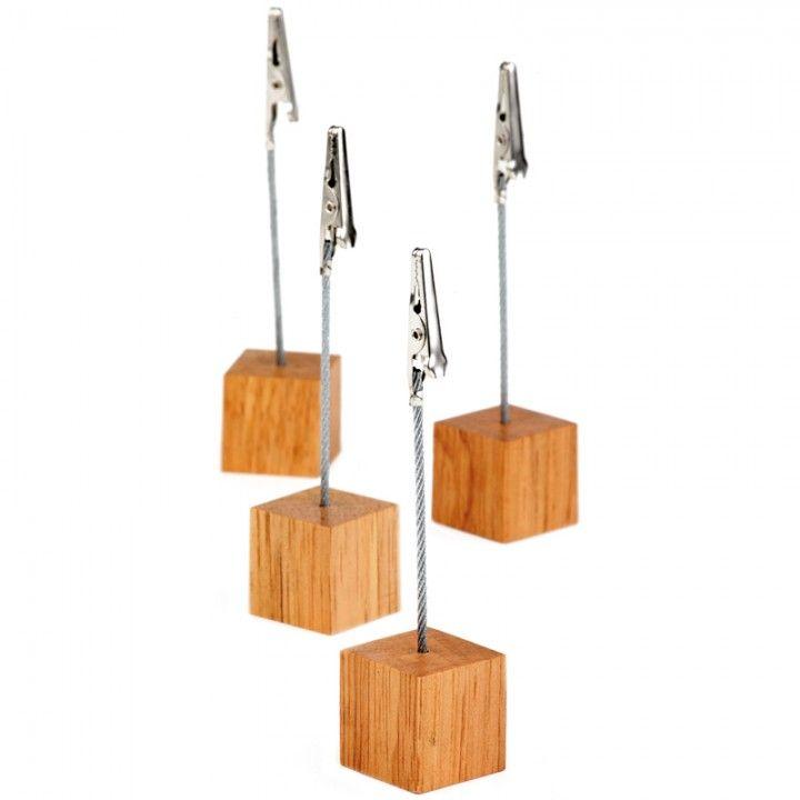 Conj.4 Cubos Porta Etiquetas Ref. 00700