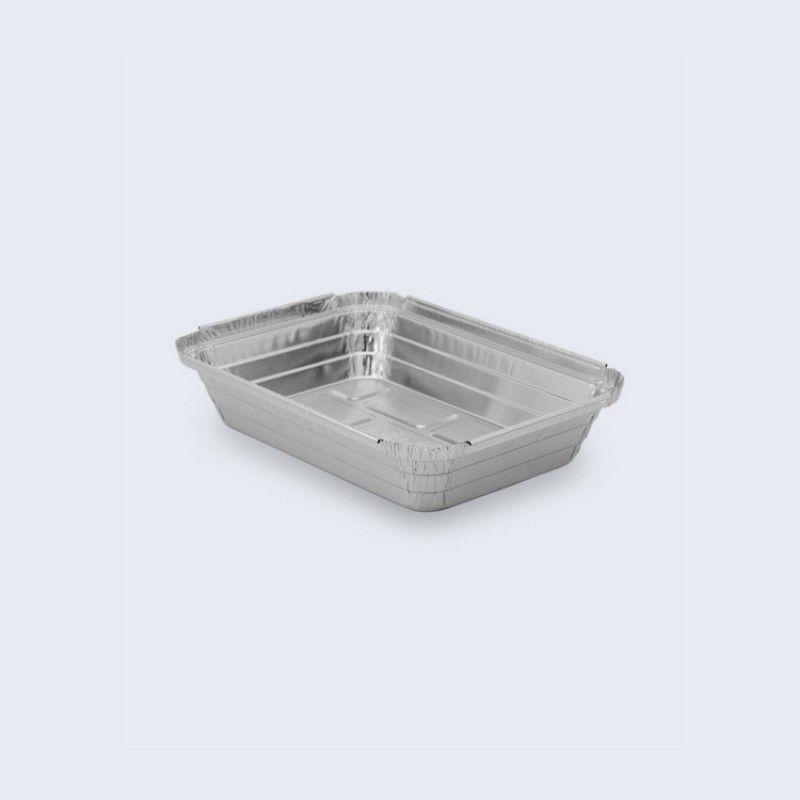Conjunto 100 caixas Aluminio 64cl