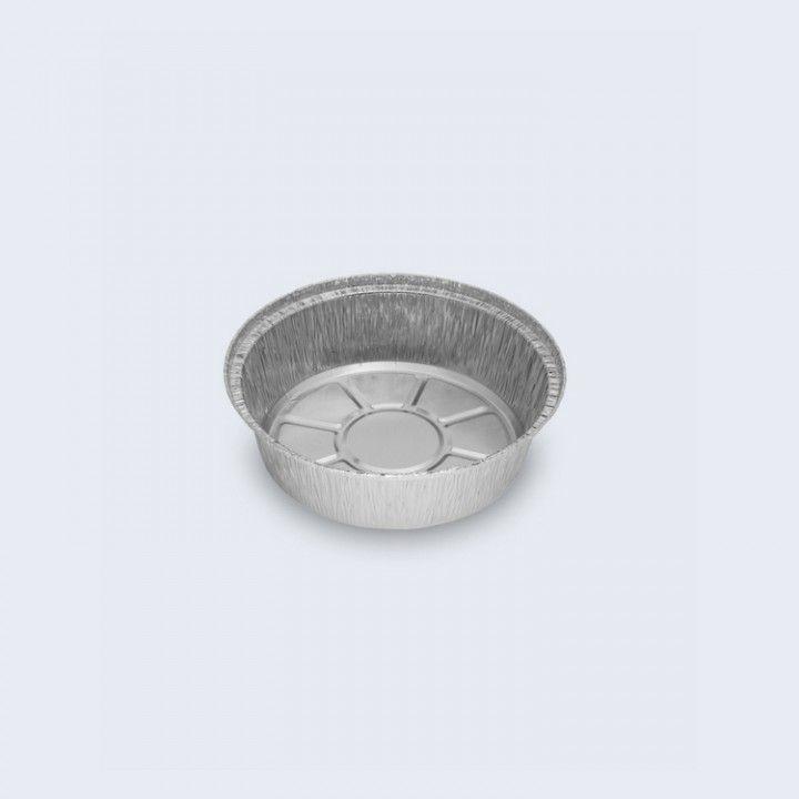 Conj. 100 Emb. Aluminio 1400ml Ref.8b