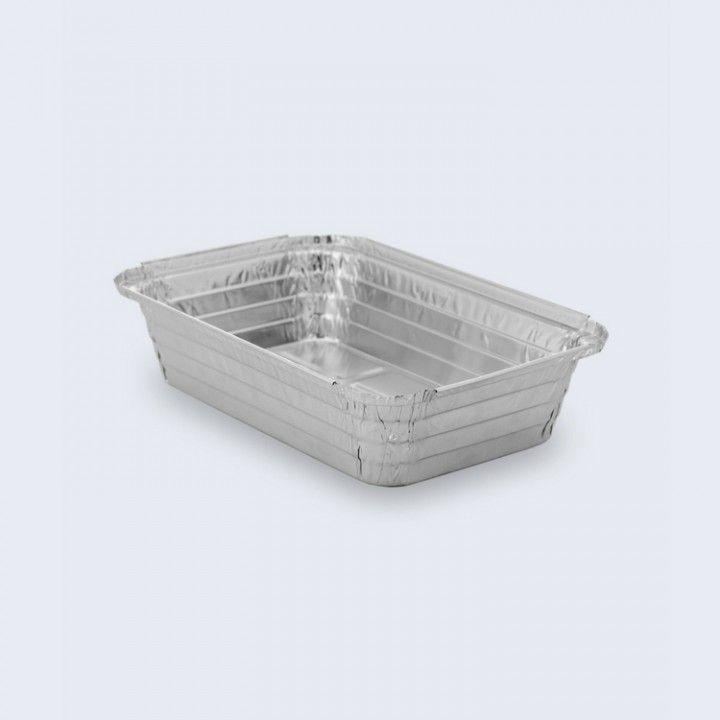 Conjunto 100 caixas Aluminio 140cl
