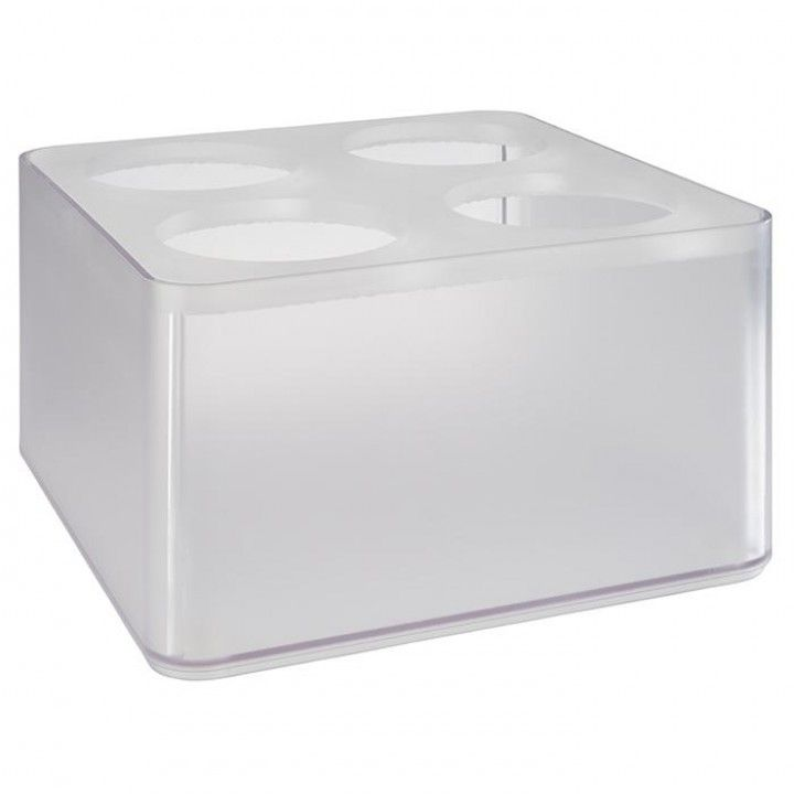 Dispensador Frio Garrafas 27x27x15cm Frosty 93230