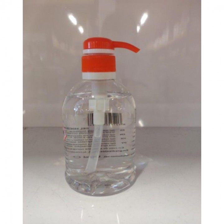 Dispensador C/Alcool Gel 50cl