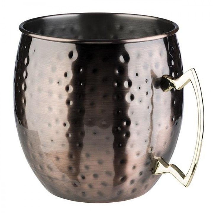 Bottle cooler Moscow Mule 20CM Copper 93330