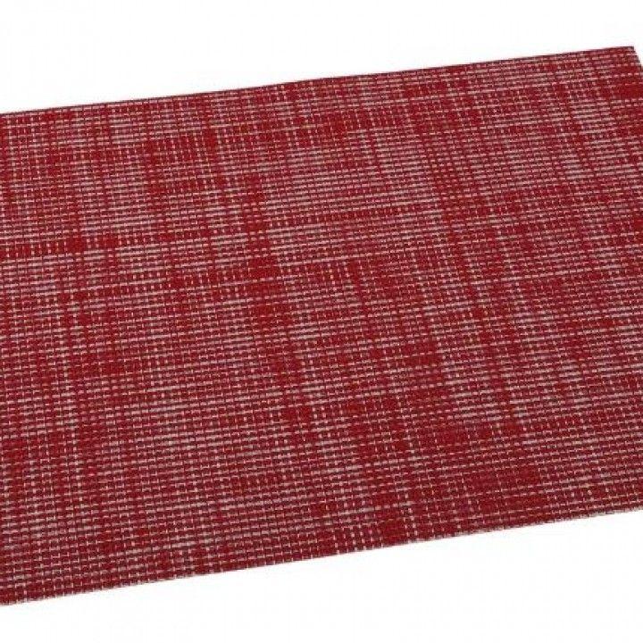Individual 30x45 Vermelho
