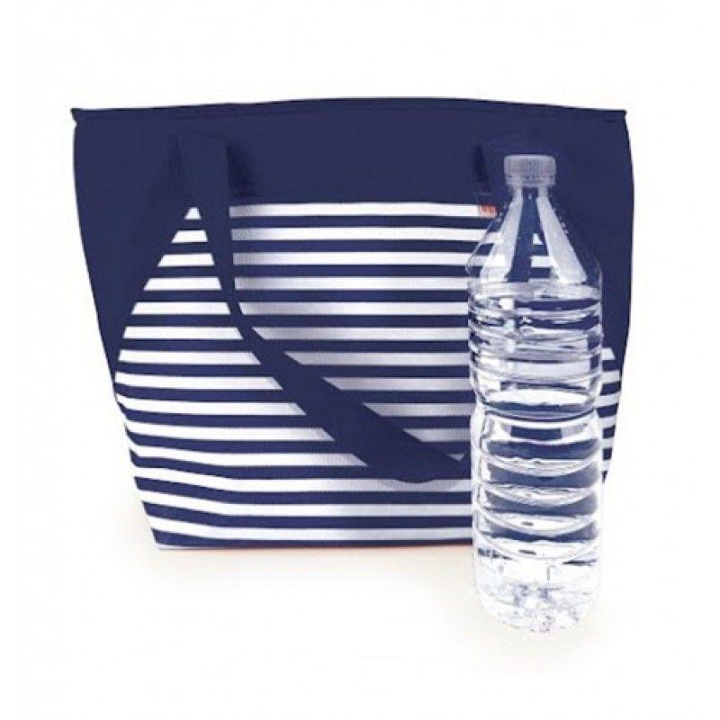 COOLER BAG BEACH BLUE 18L