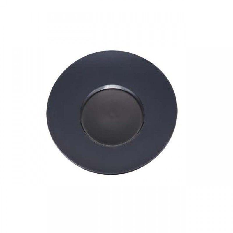 Prato Raso 30cm F2429by-12k Negro