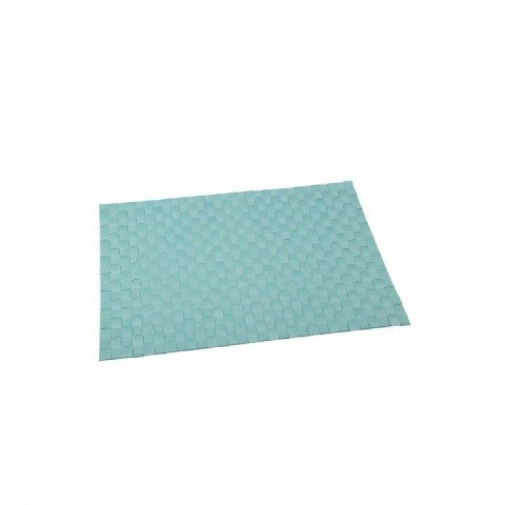 Individual 30x45 Pol. Azul Rb-9603-Bl