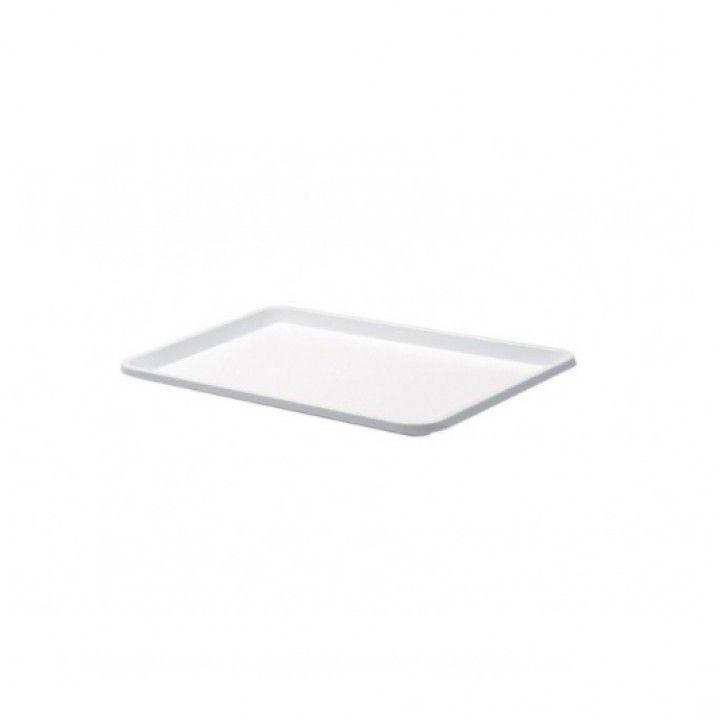 Tabuleiro Abs 35x26.5cm Branco 885