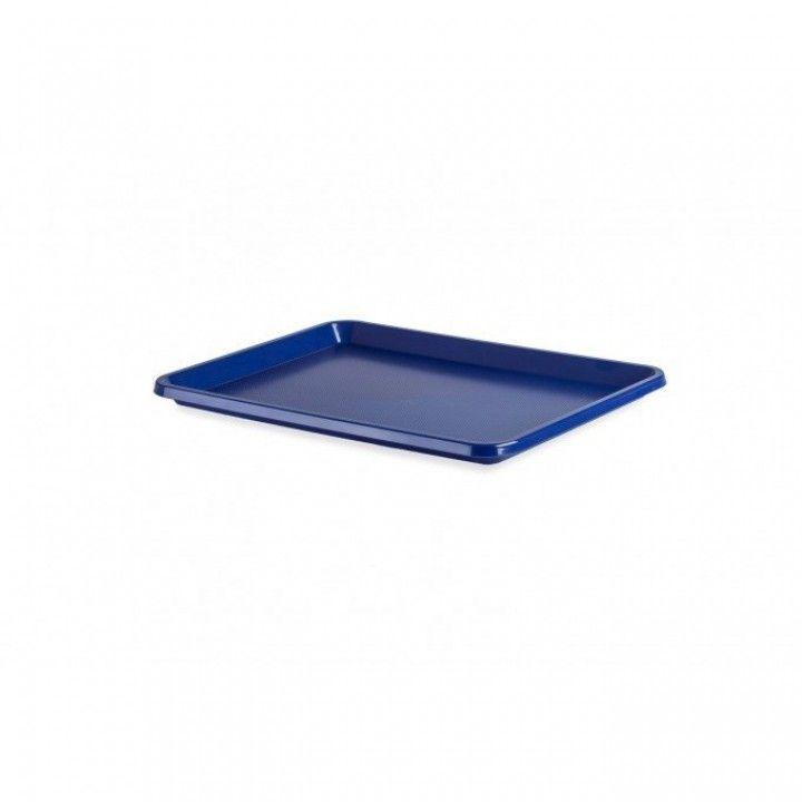 Tabuleiro Abs 35x26.5cm Azul 885