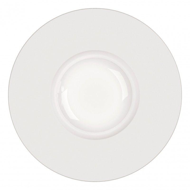 SOUP PLATE 29CM SATURNO WHITE