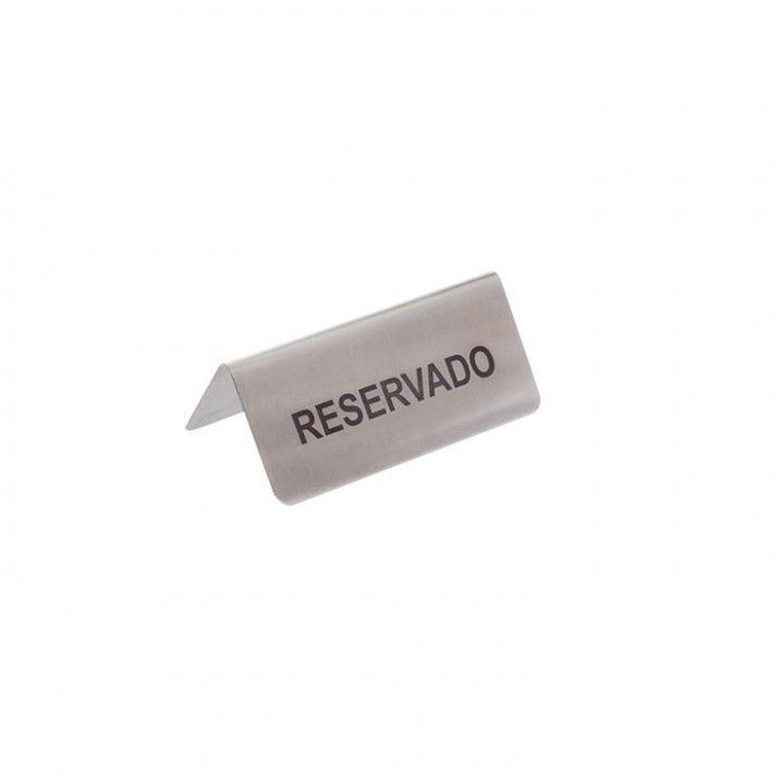 Placa De Reservado