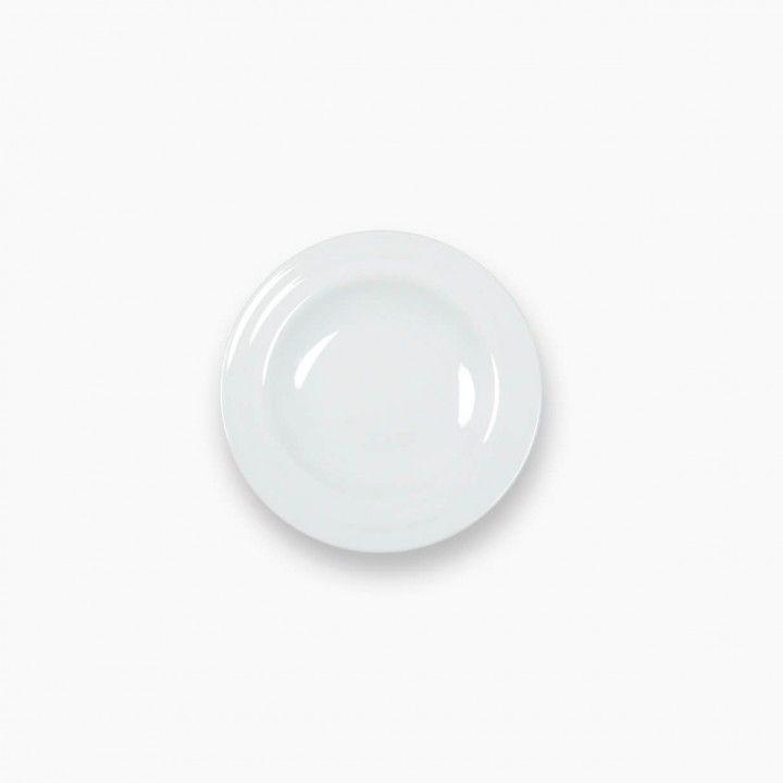 Prato 17cm Agma Branco