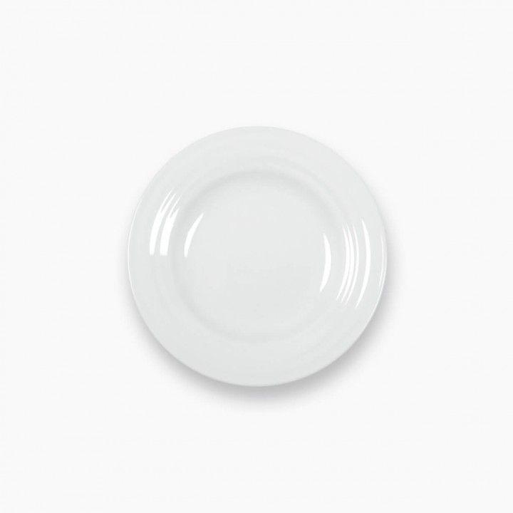 Prato 21cm Agma Branco