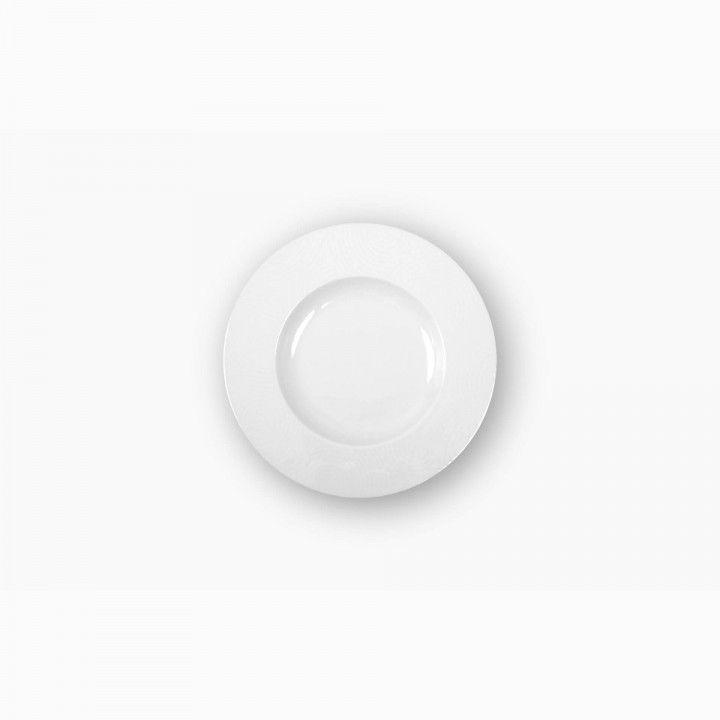 Prato 24cm Eco Branco