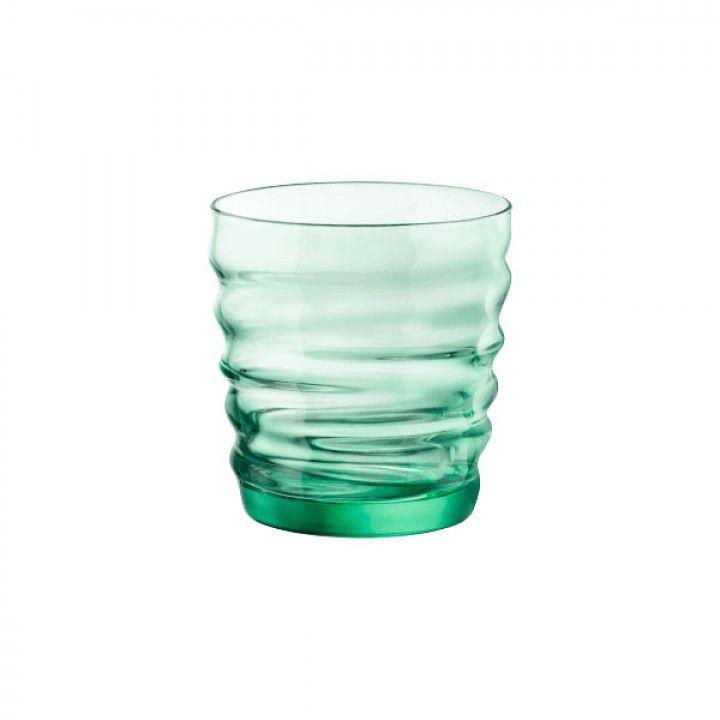 RIFLESSI GLASS 30CL GREEN