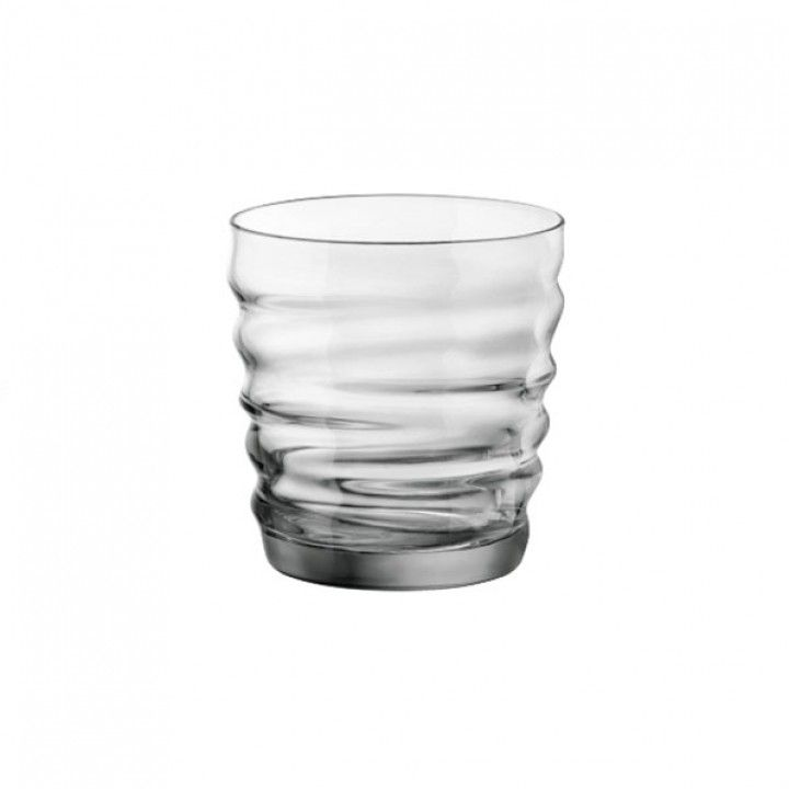 RIFLESSI GLASS 30CL GREY