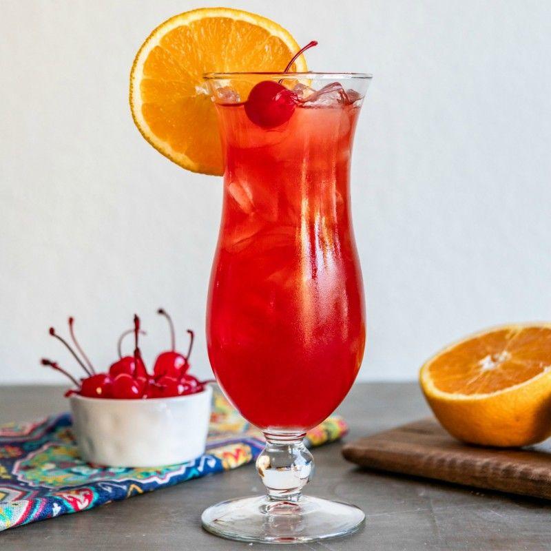 Hurricane 44cl Cocktail