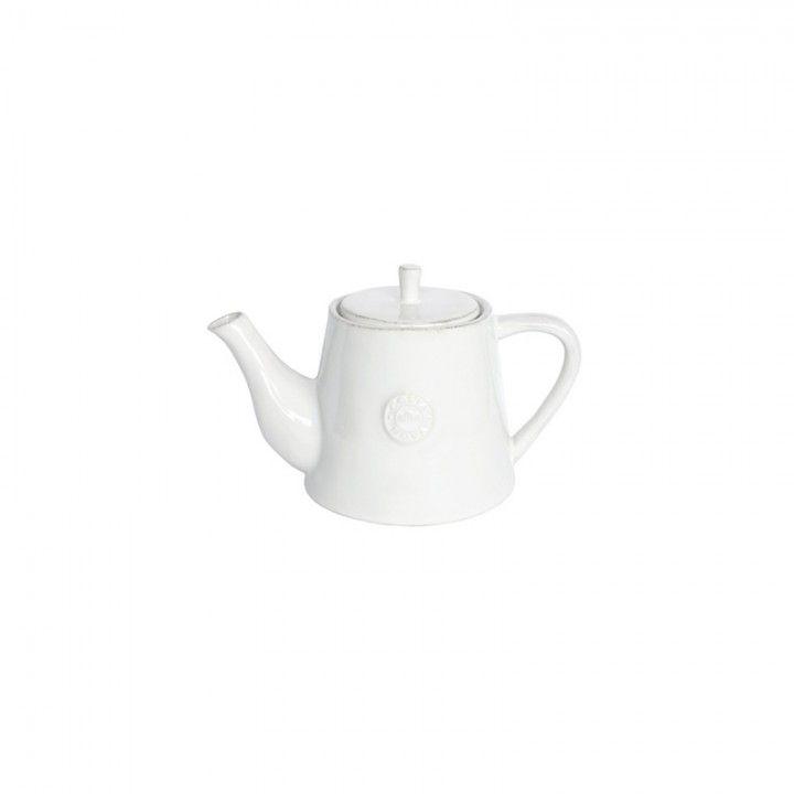 TEA POT 0.5L NOVA WHITE
