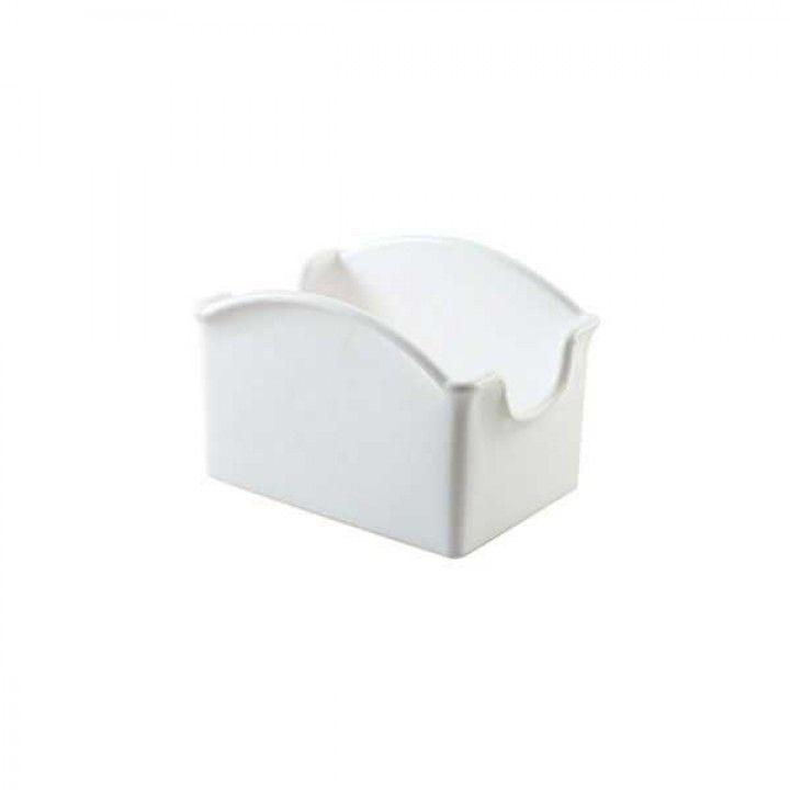 Acucareiro Pacotes Abs Branco