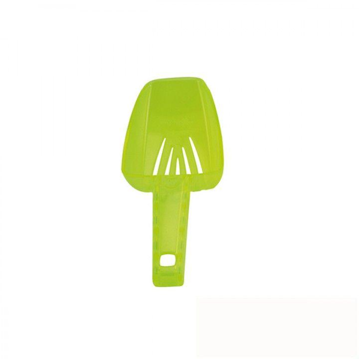 Colher Gelo Pp 29cl Verde Fluorescente