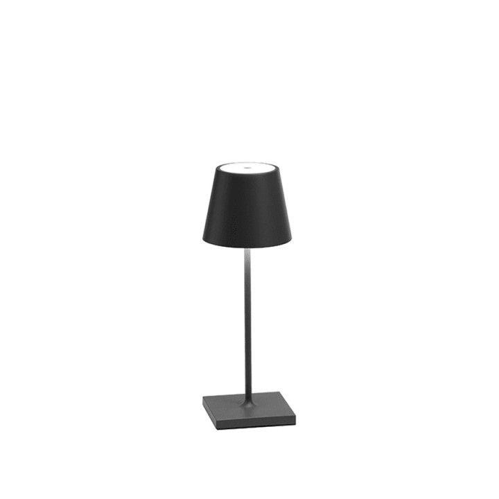 Candeeiro Sem Fios Poldina Pro Mini Cinza Escuro