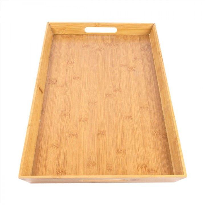 Bandeja 53x32x4.5cm Bambu 226.08